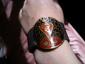 Ethnic Antique Cuff Bracelet